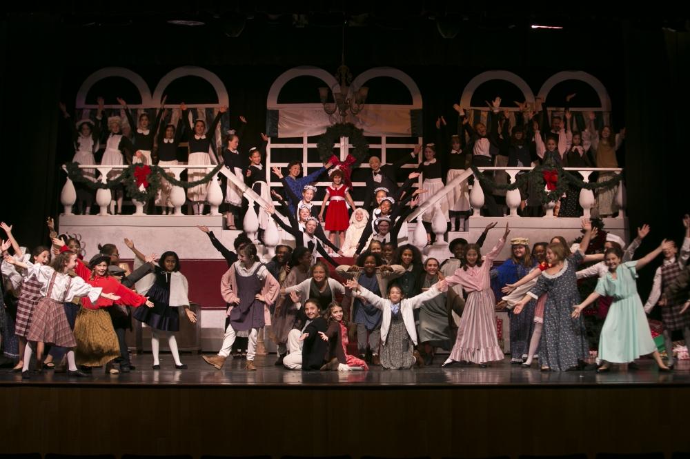 Voorhees theater